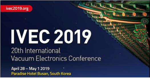 IVEC2019: 19th International Vacuum Electronics