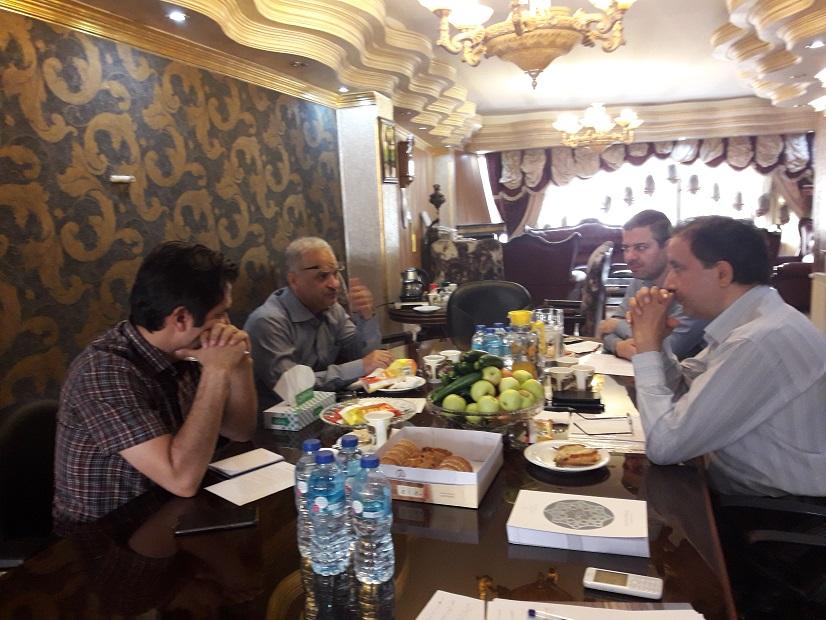 پنجمین جلسه هیئت مدیره انجمن خلأ ایران برگزار شد.