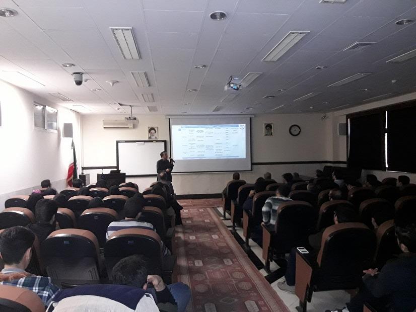 """چهارمین سمینار """" آشنایی با دانش و فناوری خلأ، معرفی موقعیت های شغلی و کاربردهای آن در کشور"""" در دانشگاه تربیت مدرس برگزار گردید."""