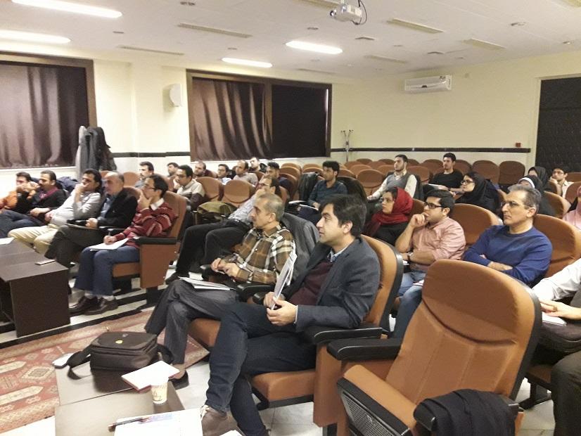برگزاری اولین جلسه از دومین دوره جامع آموزش دانش و فناوری خلأ