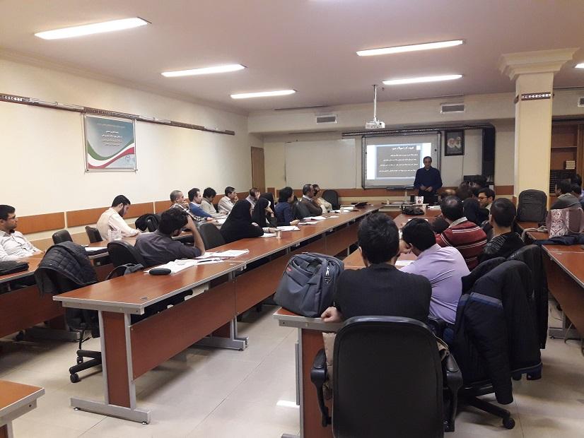 برگزاری جلسه دوم از دوره جامع آموزش  کاربردی دانش و فناوری خلأ