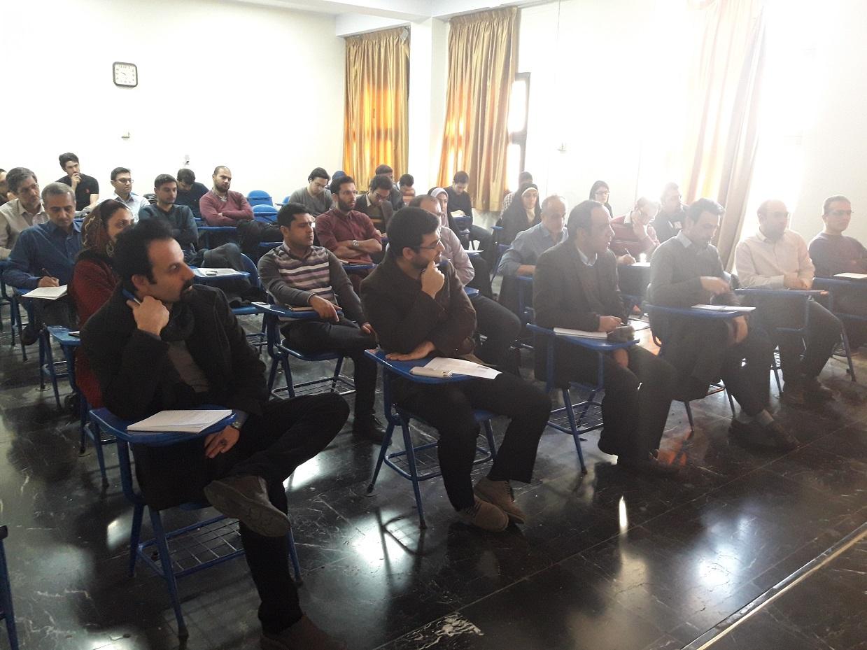 برگزاری چهارمین جلسه دوره جامع آموزش  کاربردی دانش و فناوری خلأ