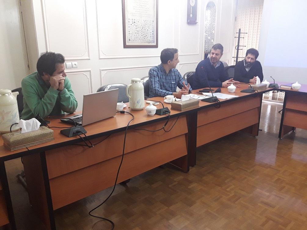 نهمین جلسه هیئت مدیره انجمن خلأ ایران برگزار شد.