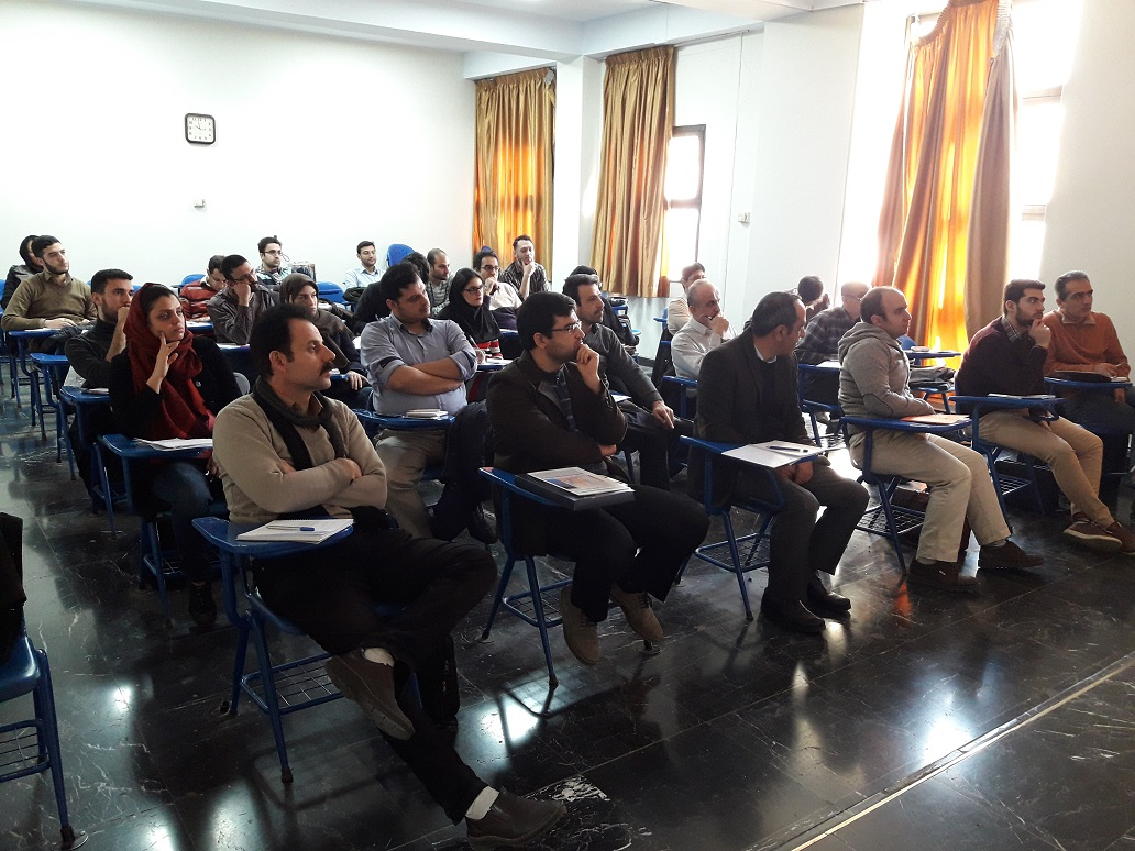 پنجمین جلسه دوره جامع آموزش کاربردی دانش و فناوری خلأ برگزار شد.