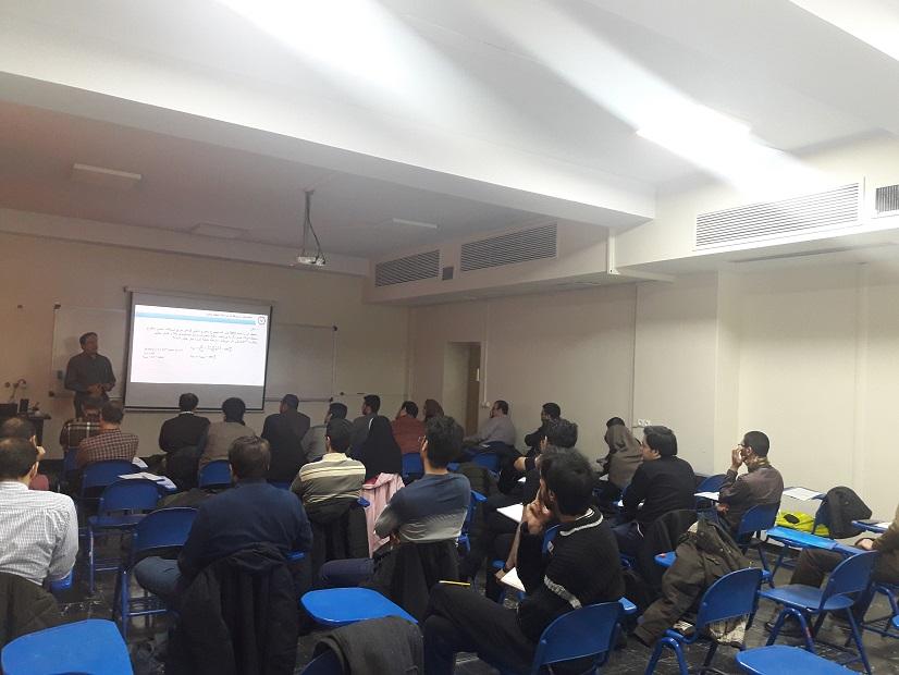 برگزاری ششمین جلسه دوره جامع آموزش  کاربردی دانش و فناوری خلأ