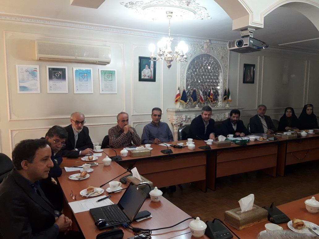 برگزاری مجمع عمومی فوق العاده و عادی بطور فوق العاده انجمن خلأ ایران