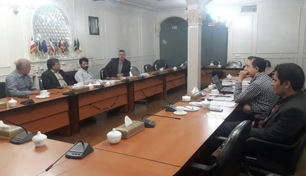 برگزاری چهاردهمین جلسه هیئت مدیره انجمن خلأ ایران