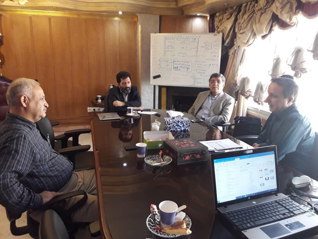 پانزدهمین جلسه هیئت مدیره انجمن خلأ ایران برگزار شد