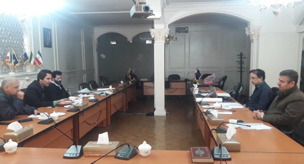 هفدهمین جلسه هیئت مدیره انجمن خلأ ایران برگزار  شد.