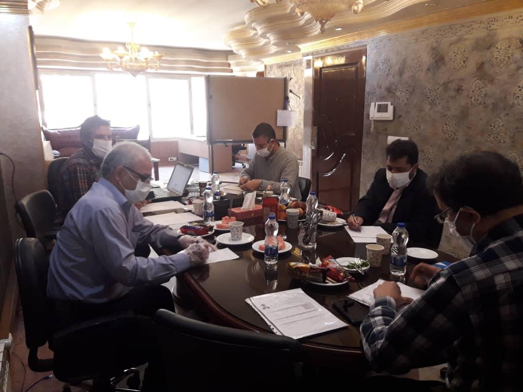 هیجدهمین جلسه هیئت مدیره انجمن خلأ ایران برگزار  شد.